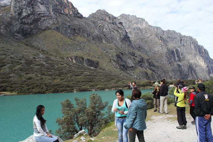 Lakes Huaraz
