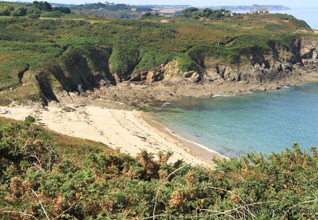 Praias ao norte de Rotheneuf 2