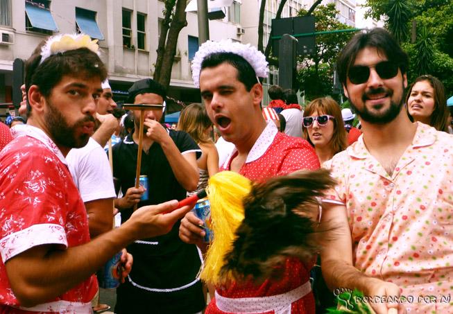Bloco Carnaval Rio de Janeiro