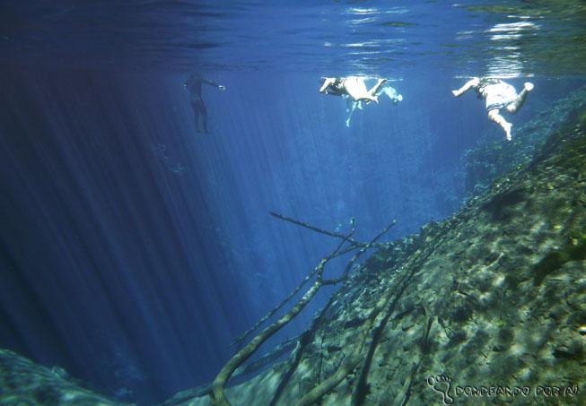 Lagoa Misteriosa, em Bonito: linda, né? Mas está fechada neste mês!