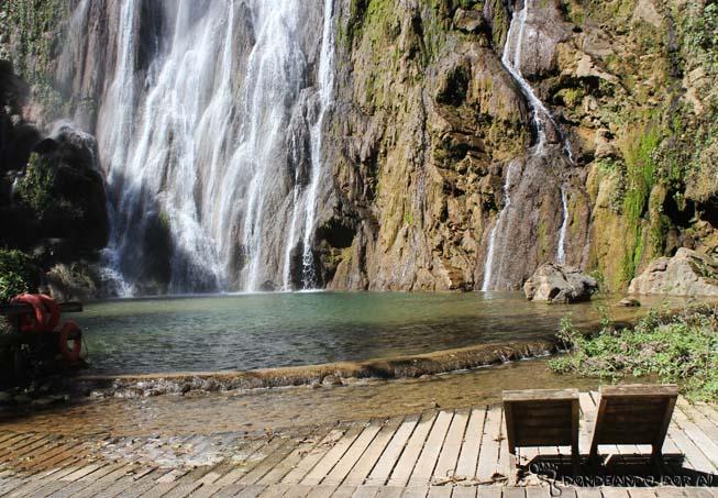 Cachoeira Boca da Onça, em Bonito.