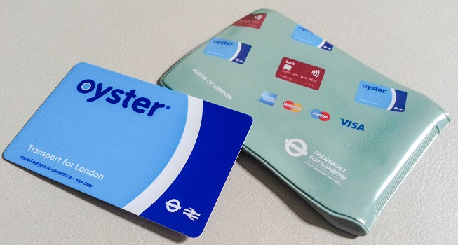 Oyster Card