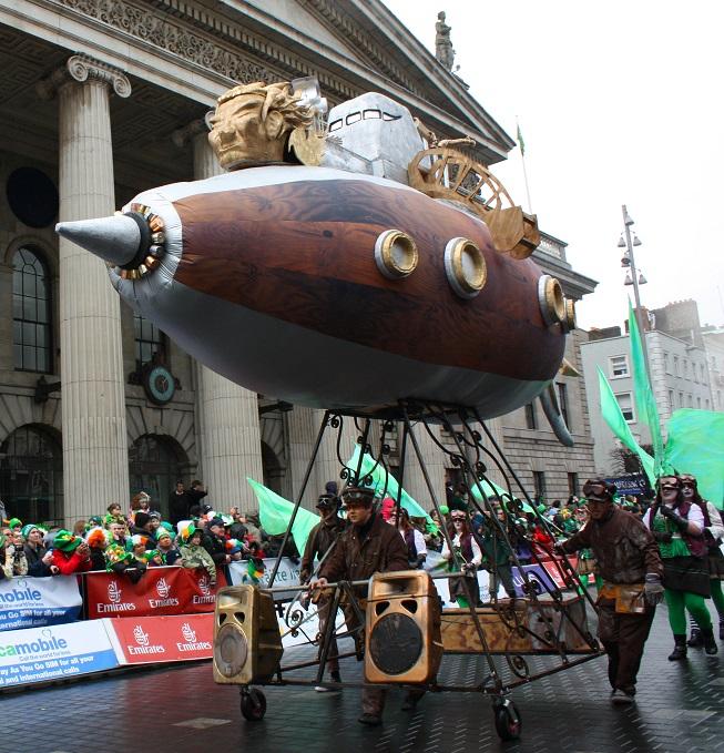 Crédito da Foto: Site do Saint Patrick's festival