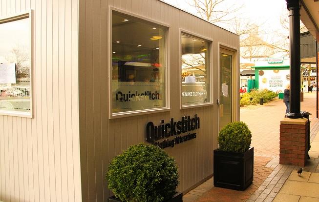 Quickstich: serviço express de ajustes