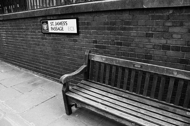 Provável local onde Jacob teria sido visto conversando com a quarta vítima poucos minutos antes dela ser morta.