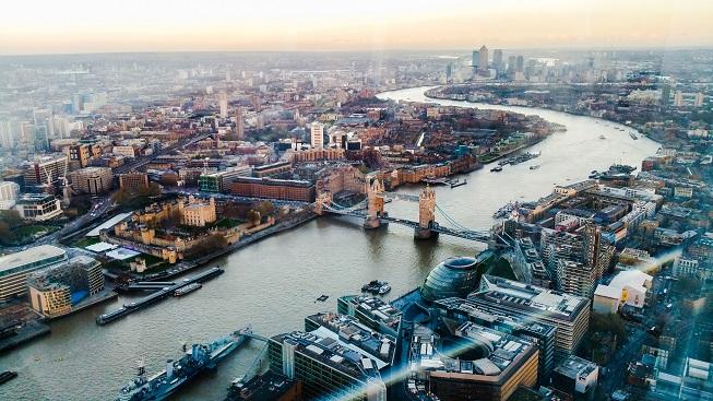 Londres do Alto 3
