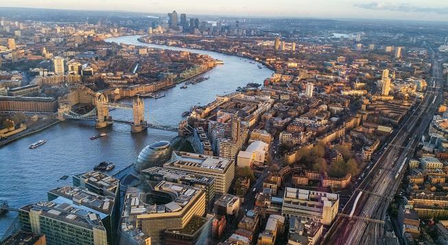 Londres do Alto