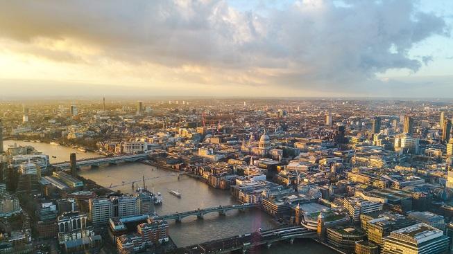 Londres do alto 2