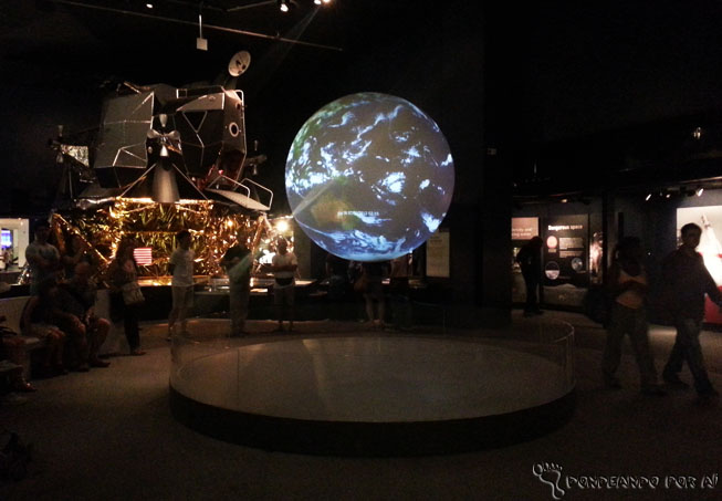Globo_Terreste_Museu_Science_Londres