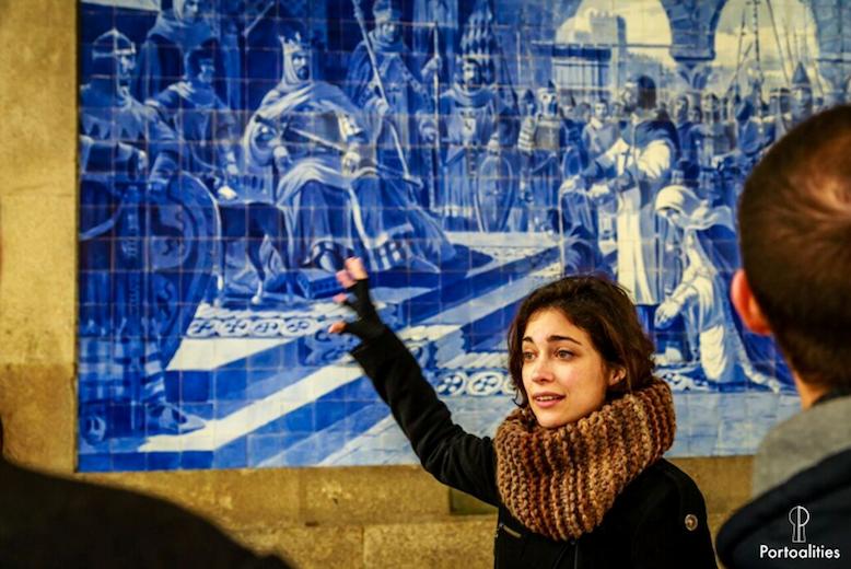 Com vocês, Sara do blog Portoalities, guia da cidade de Porto e querida colaboradora nessa brincadeira entre as cidades