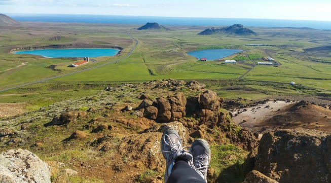 trilhas iceland