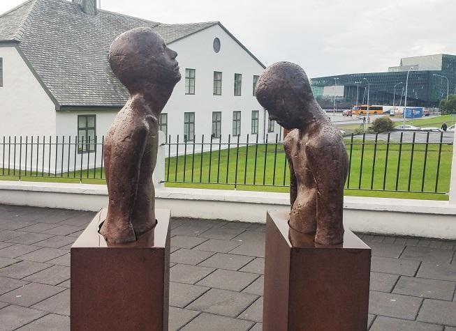 estatuas-reykiavique
