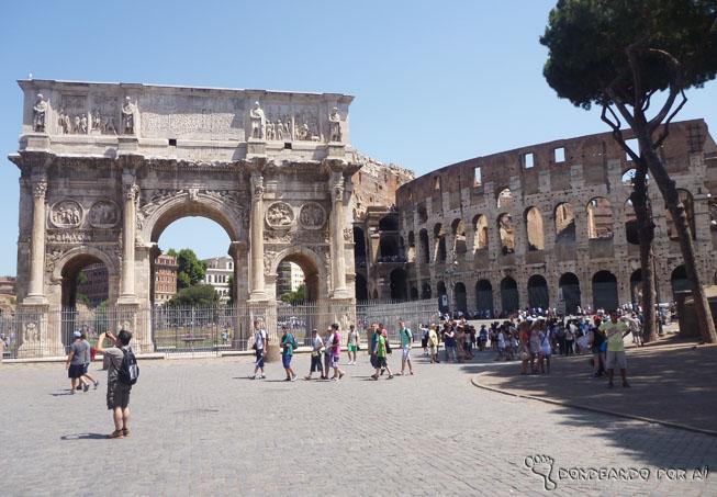 Itália Coliseu Roma