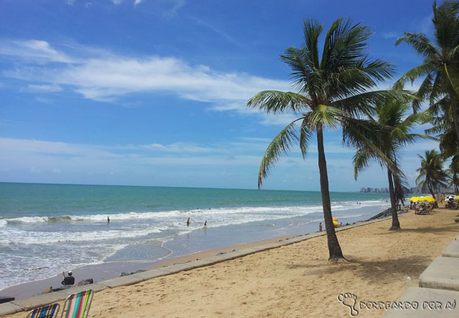 Recife - Praia de boa Viagem Pernambuco